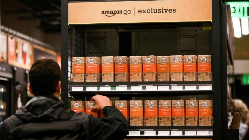 Microsoft Said to Take Aim at Amazon With Push for Checkout-Free Retail