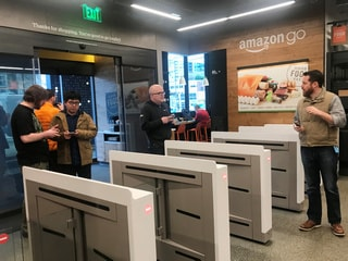 Amazon Opens Offline Store With No Cashiers, No Lines, and No Cash