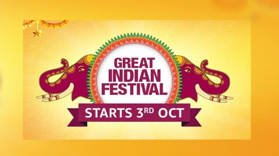 Amazon Great Indian Festival Sale 2021: Deals on Smartphones, Electronics Revealed