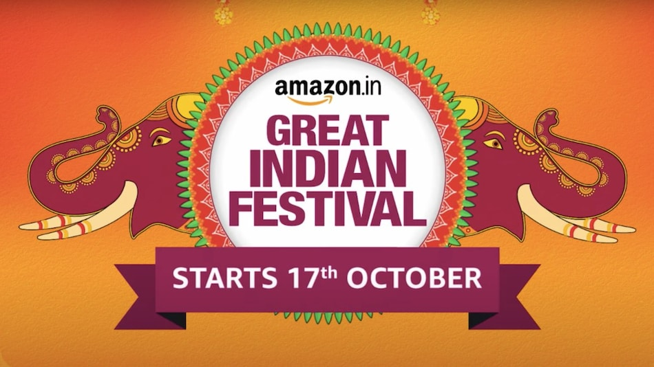 Amazon Great Indian Festival 2020 Sale to Kick Off October 17, Prime Members to Get Early Access