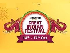 Amazon Great Indian Festival का ऐलान, ये हैं ऑफर