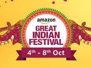 Amazon ग्रेट इंडियन फेस्टिवल सेल फिर से