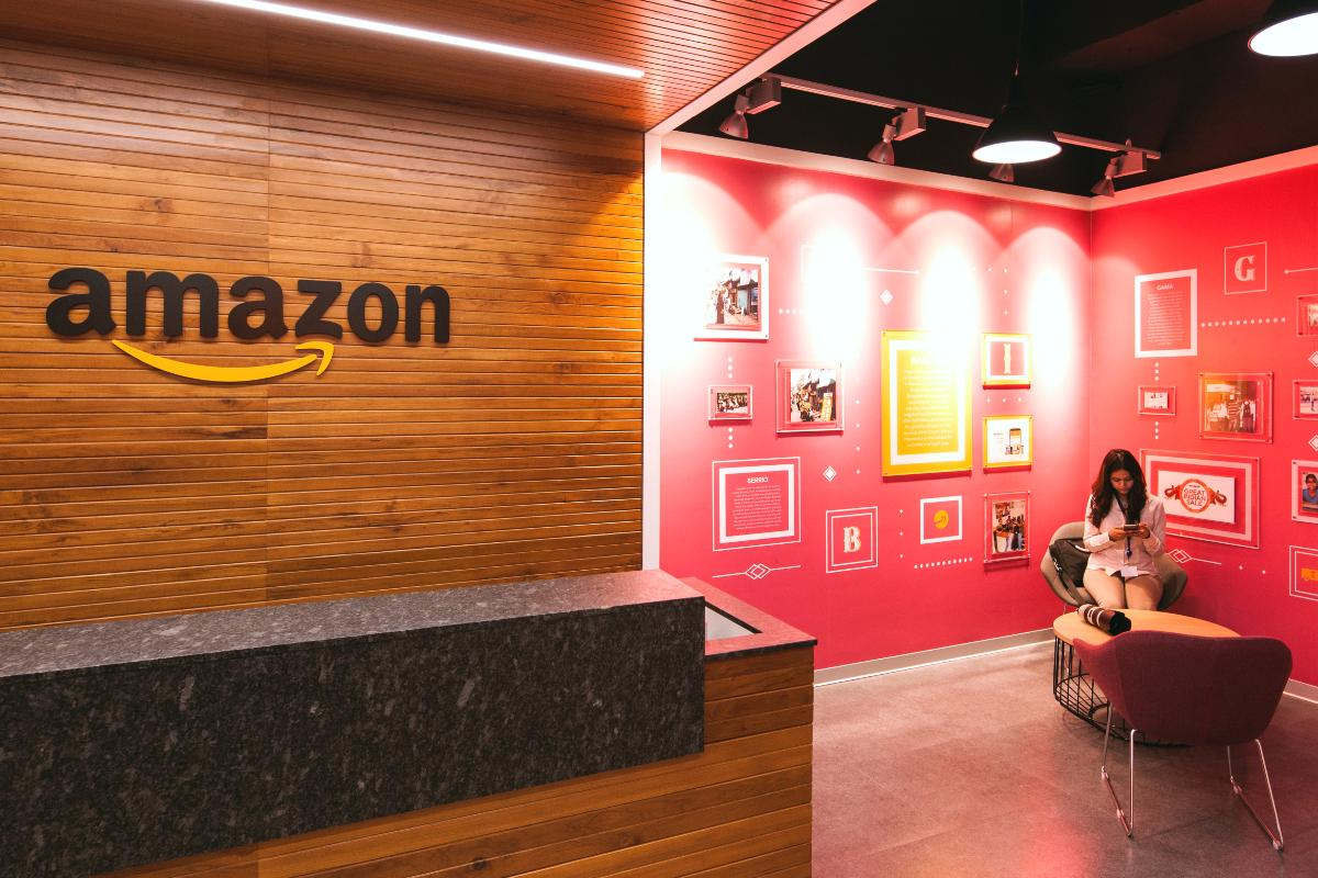Amazon India's Payments Unit Gets Rs. 700 Crores From Parent Ahead of Festive Season