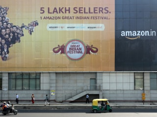 Amazon to Partner on 'Aatmanirbhar Bharat', Start Device Manufacturing in India With Fire TV Sticks