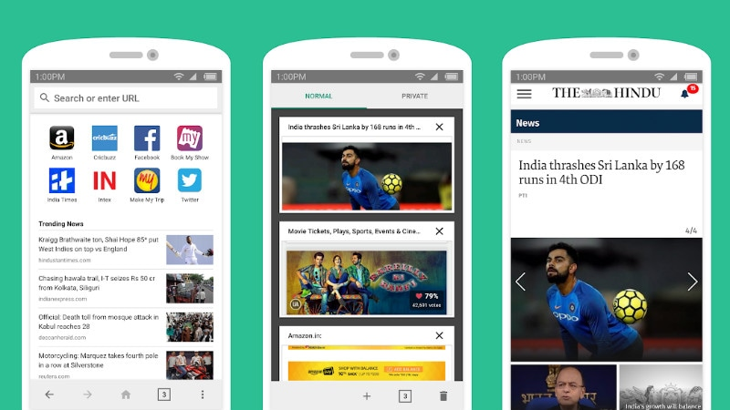 Amazon Releases a 'Lite' Internet Browser for India