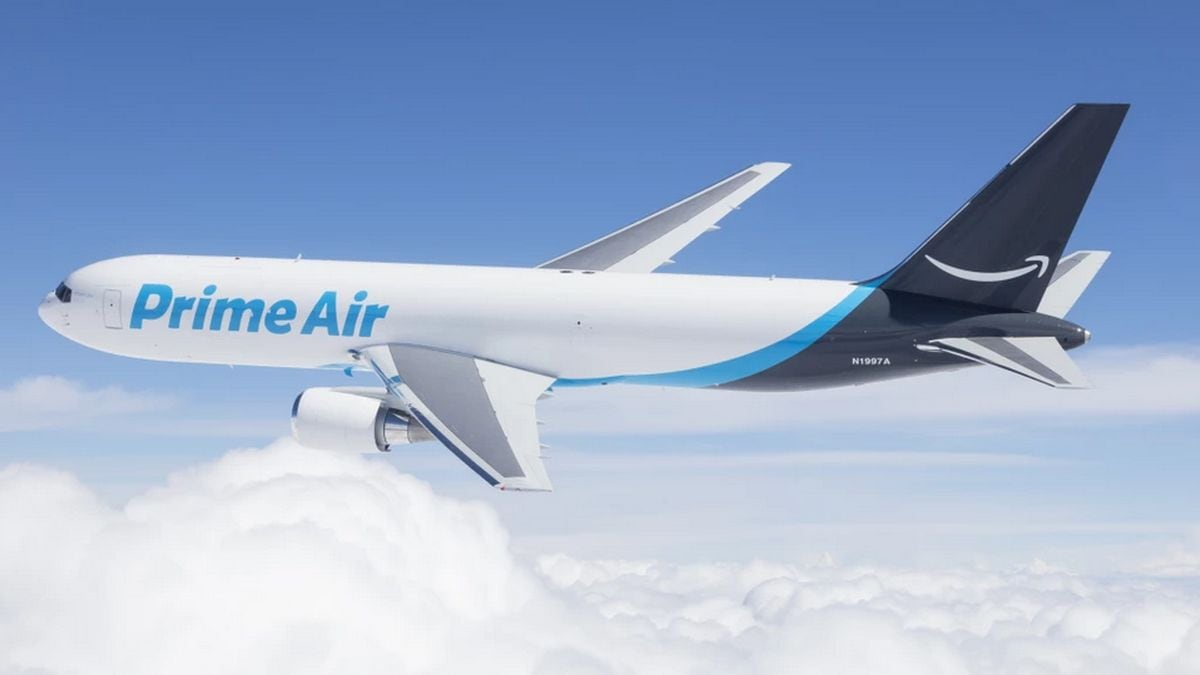 Amazon purchases 11 aircraft to expand transportation fleet_china