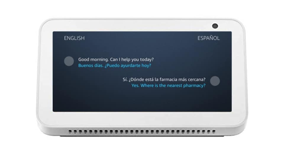 Amazon Alexa Now Supports Live Translation for Six Languages, Including Hindi, on Echo Devices