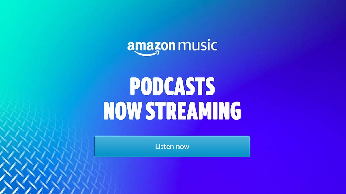 Amazon Music introduces Podcasts in the US, UK, Germany and Japan