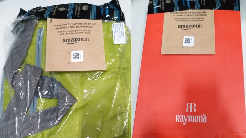 Amazon India Begins Shipping (Some) Items Without Those Annoying
