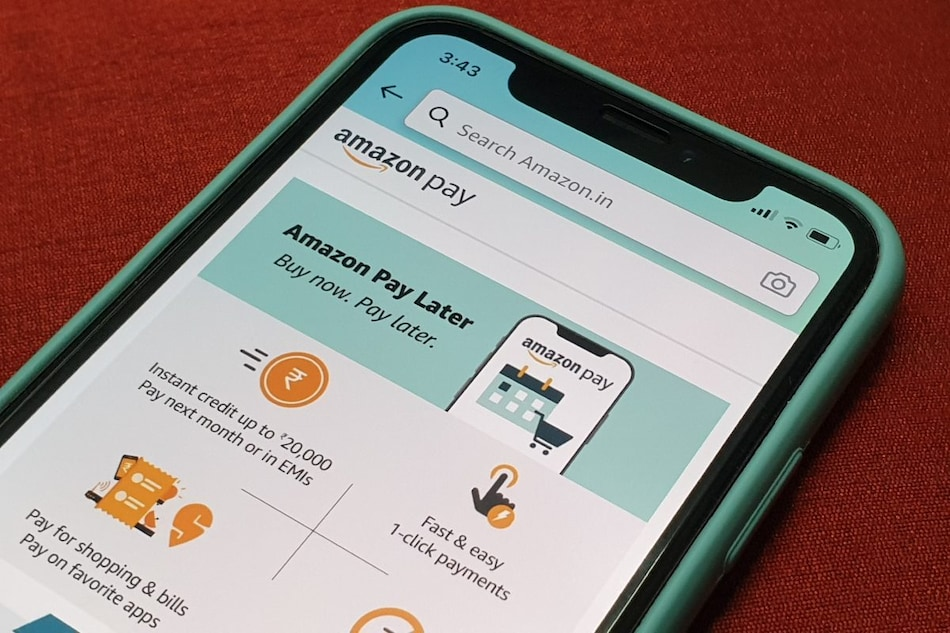 Amazon Pay Later Reaches 2 Million Customer Sign-Ups Since Launch in India