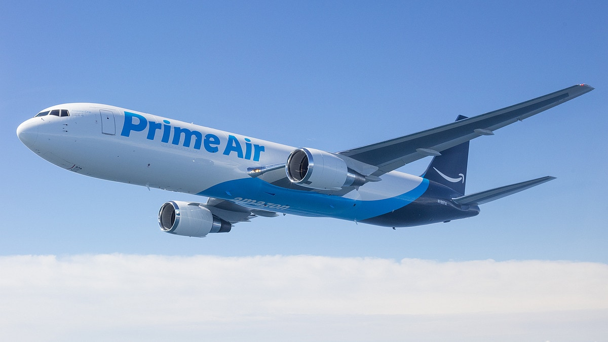 Amazon Air Adds 15 Planes, Eyes 70-Aircraft Fleet by 2021