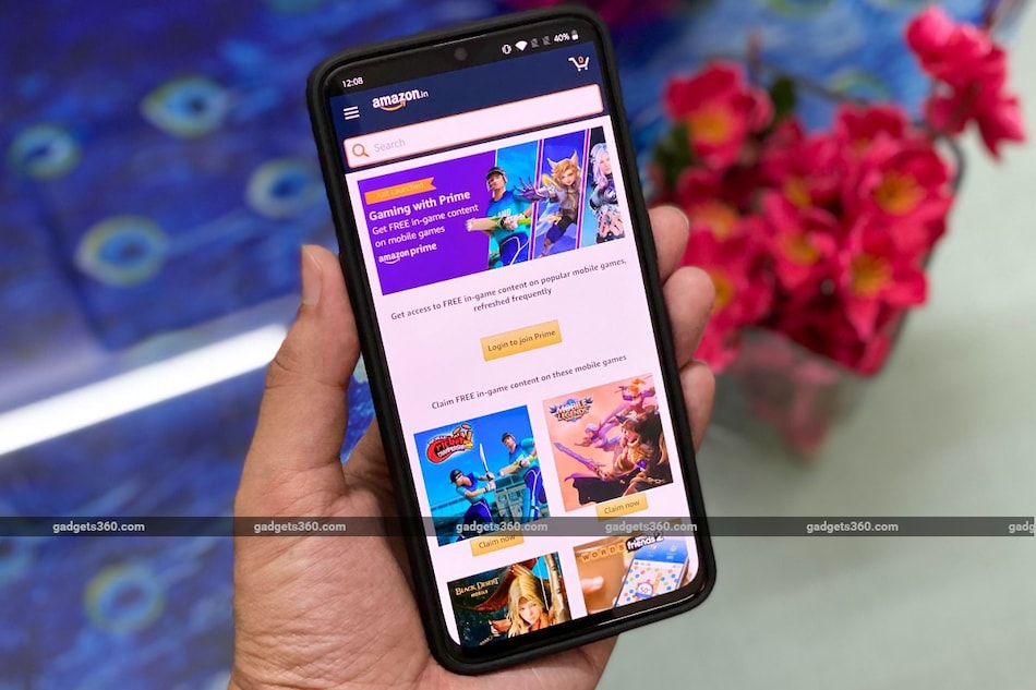 Amazon Prime Members in India Get Gaming Benefits, Can Avail Free In-Game Content for Select Mobile Games