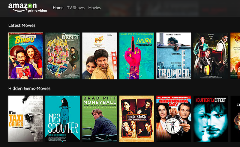 Amazon Prime Video Service Looking to Expand Indian Regional Content