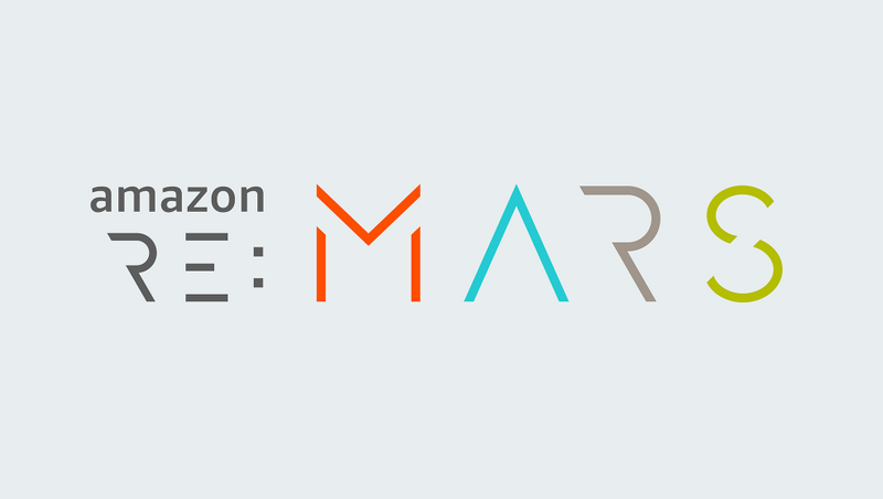 Amazon Announces re:MARS Conference on Robotics, Space, and AI