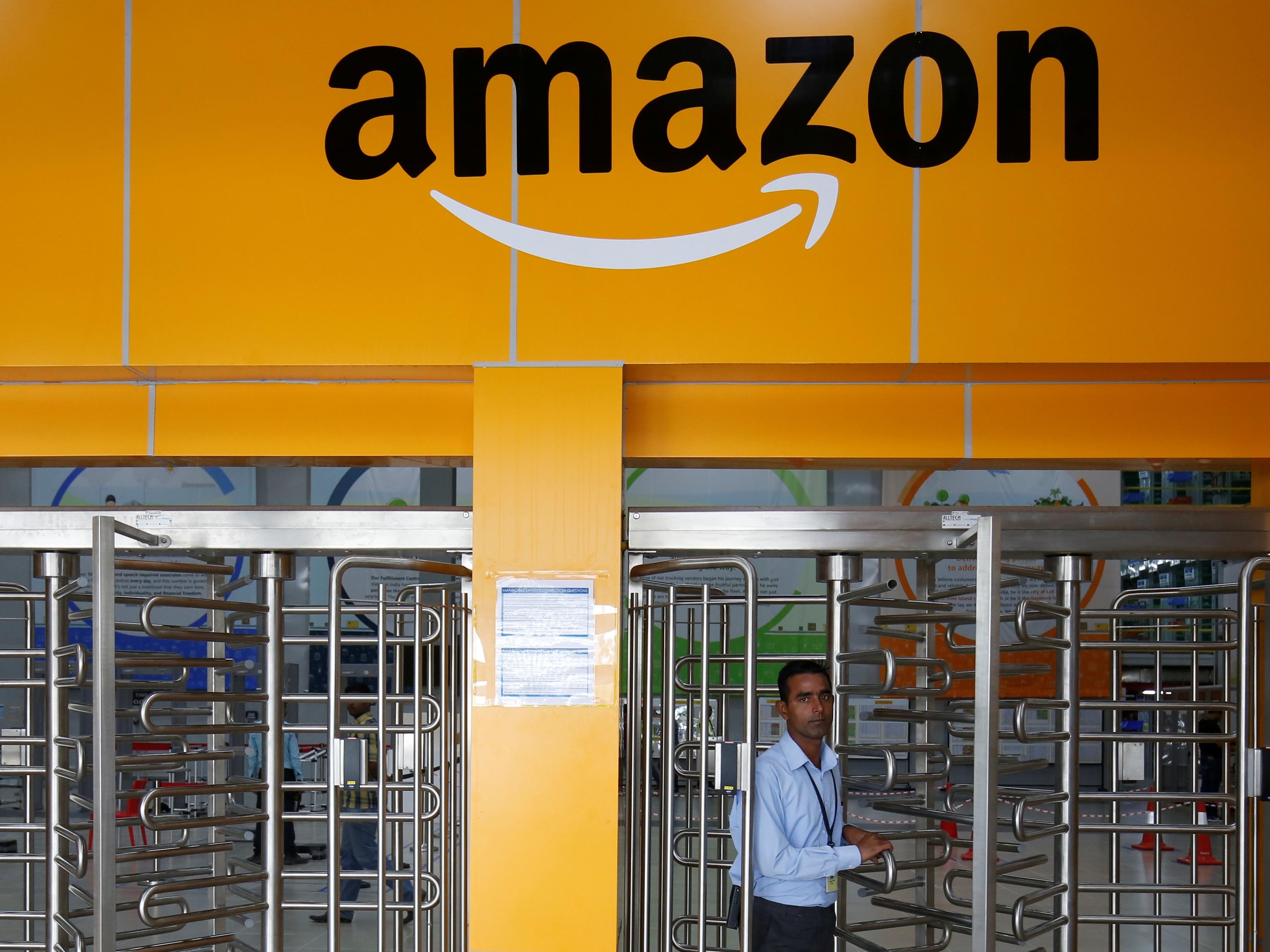 Amazon, Samara Said to Buy India's 'More' Retail Chain for $580 Million