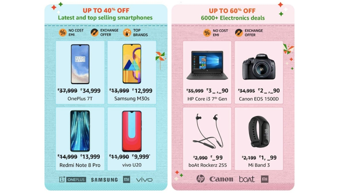 Amazon Great Indian Sale | Rs 7,000 off on Apple iPhone XR