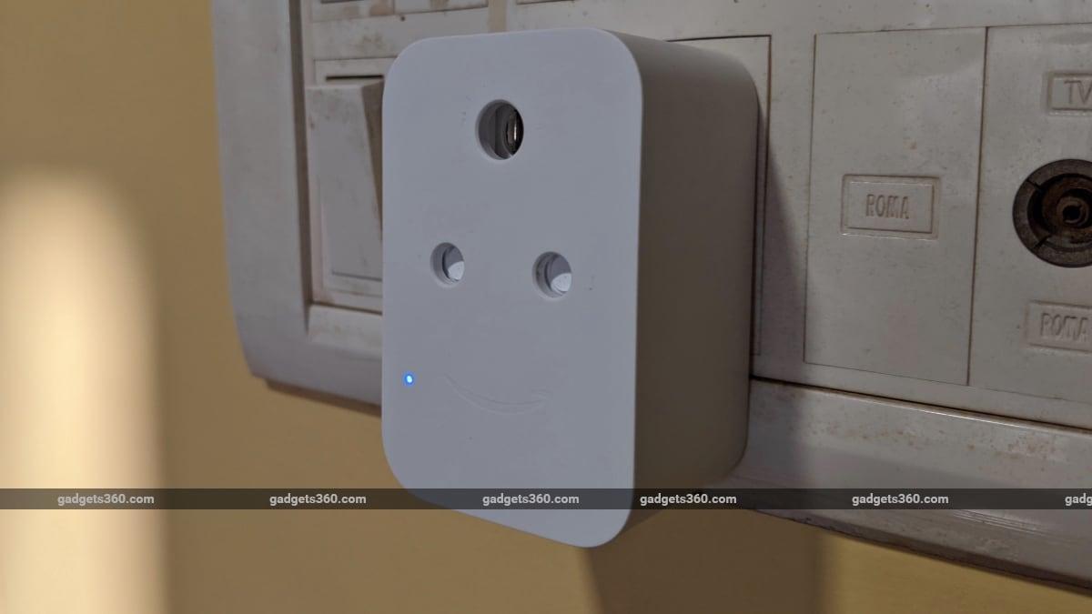amazon smart plug socket Amazon Smart Plug