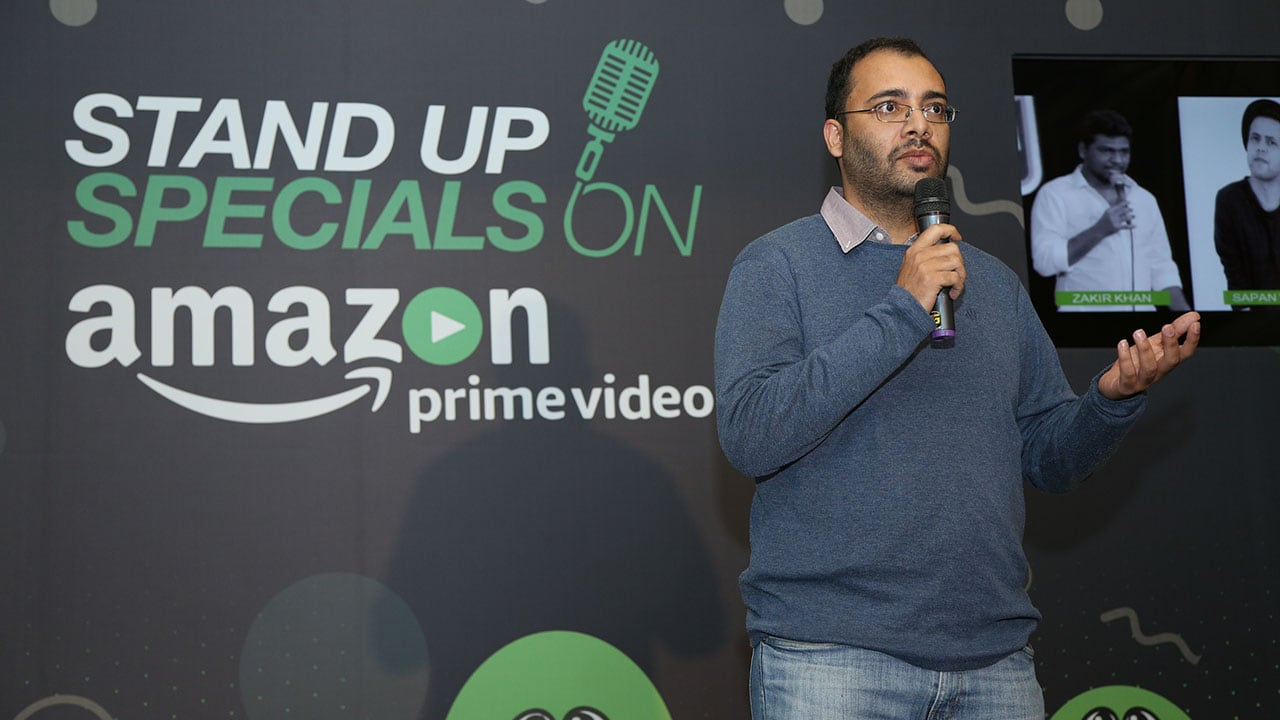 amazon stand up specials ajay nair oml Amazon standup specials Ajay Nair OML