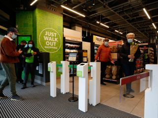 Amazon Opens Checkout-Free UK Grocery Store – Its First Outside US