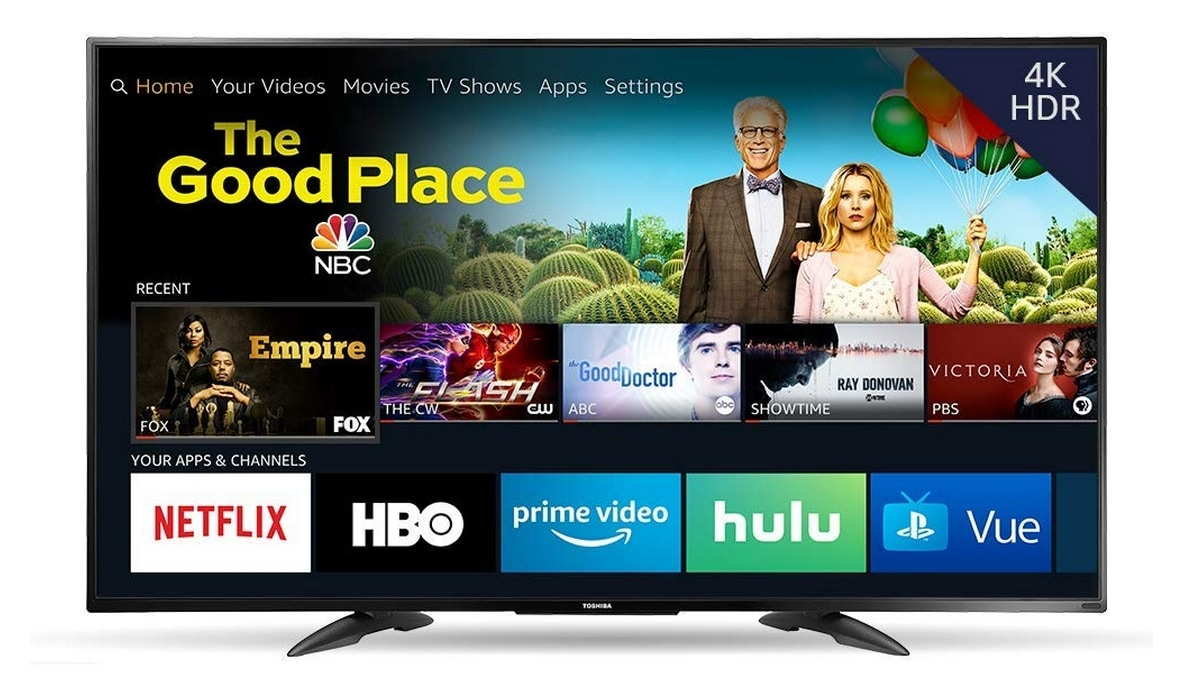 Amazon, Toshiba Launch Inexpensive Fire TV Televisions With Dolby Vision Support