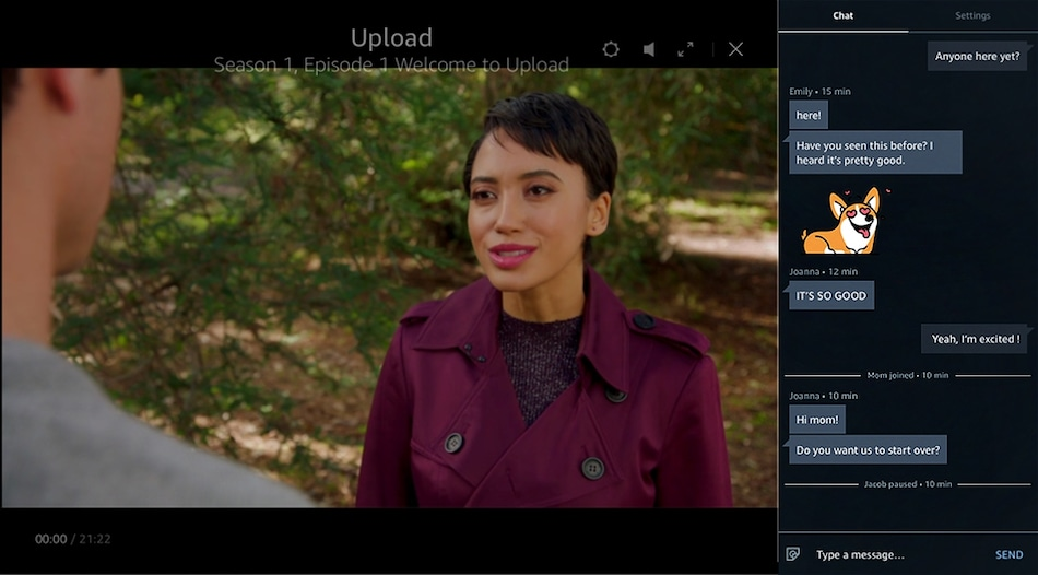 Amazon Prime Video Introduces Watch Party Feature For Group Streaming