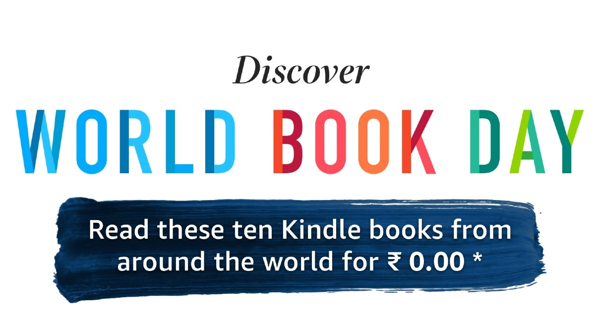Amazon Is Offering 10 Free Kindle Ebooks in India to Mark World Book Day - Gadgets 360