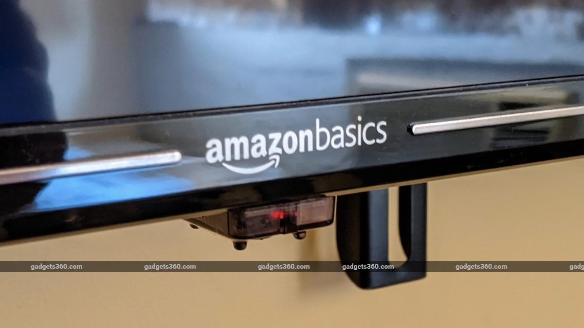amazonbasics 55 inch led tv review logo AmazonBasics  AmazonBasics TV