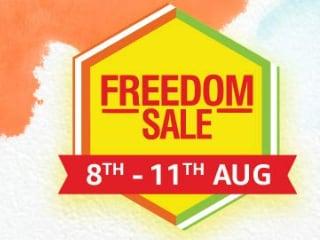 Amazon Freedom Sale का आगाज़ 8 अगस्त से, स्मार्टफोन और स्मार्टवॉच समेत अन्य प्रोडक्ट पर मिलेंगे ऑफर्स