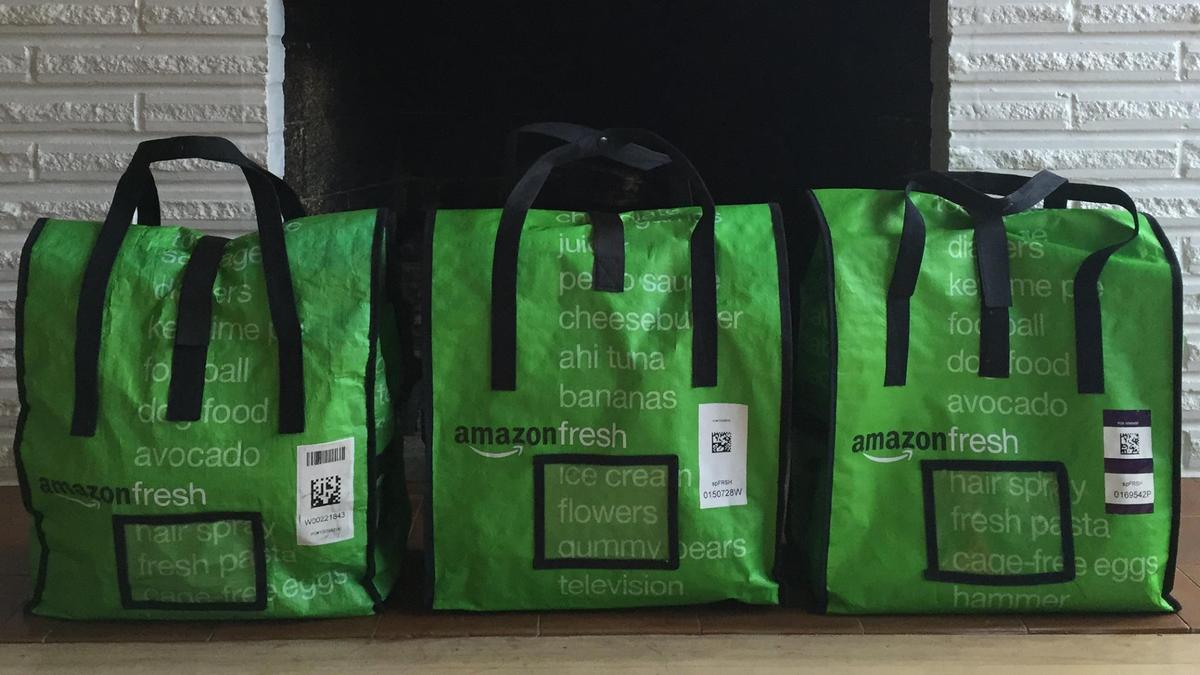 AmazonFresh Grocery Delivery Service Launched in Bengaluru With 2-Hour Deliveries