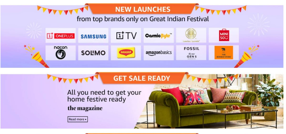 OnePlus TV To Go On Sale During Amazon Great Indian Festival, Teaser Reveals