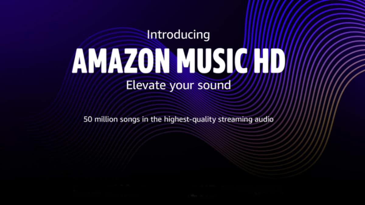 Amazon Music Introduces Highest Quality Audio for Streaming with Amazon Music HD