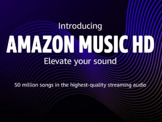 Amazon Music HD Streaming Service With Lossless Ultra HD Audio Launched: Compatible Devices, Price