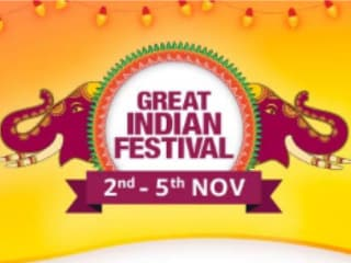 Amazon Great Indian Festival Sale 2 नवंबर से