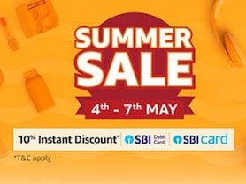 983be9d245 Amazon Summer Sale Kicks Off May 4 With Deals on OnePlus 6T, Realme U1,