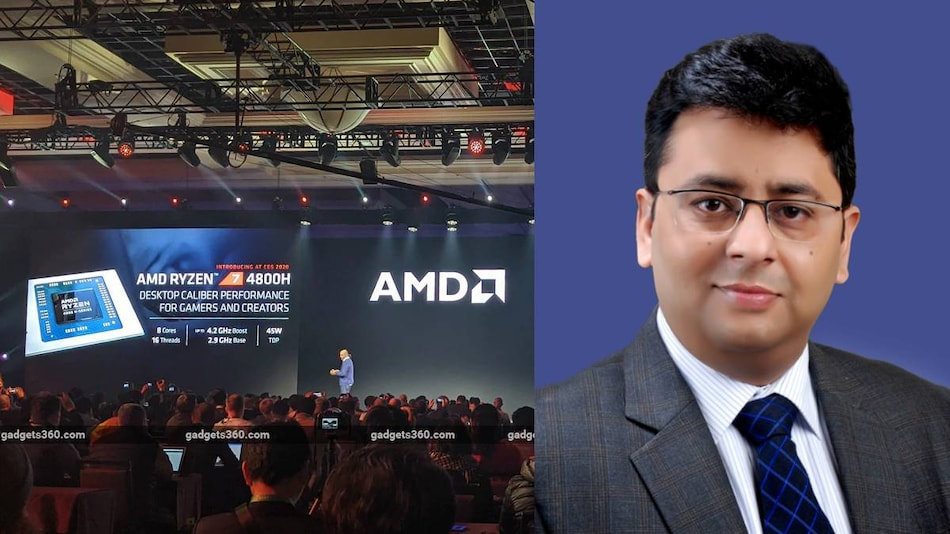 How AMD is Using its Ryzen Mobile Processors to Deal With a Changing World