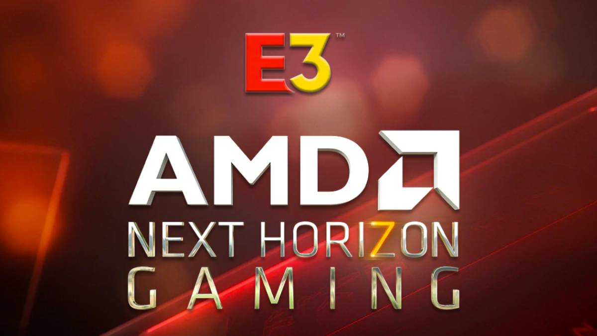 AMD Announces 'Next Horizon Gaming' Event at E3 2019, Next-Gen 'Navi' GPUs for PC, Console and Cloud Gaming to be Unveiled