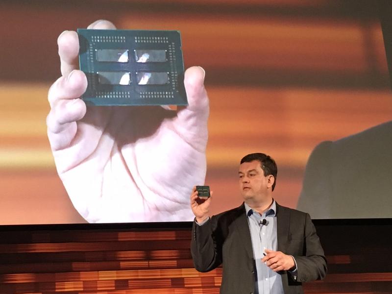 AMD Ryzen Threadripper 16-Core CPU, Epyc Server Platform, Radeon Vega Frontier Edition Pro Graphics Card, and More Launched