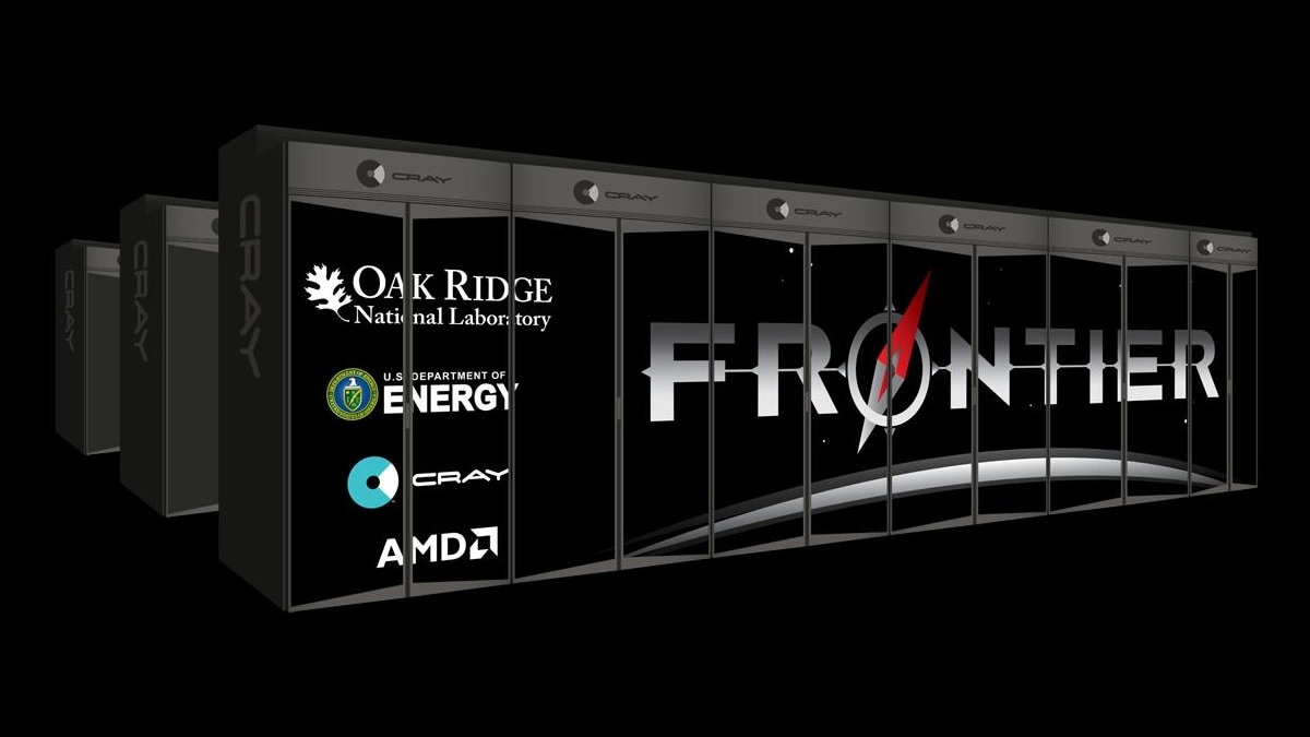 AMD to Build World's Fastest Supercomputer Called 'Frontier' in Collaboration with Cray, Targets 2021 Launch