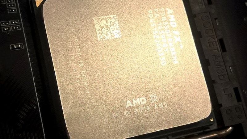 AMD Reports Rise in Graphics Chip Sales for Data Centres, Computers