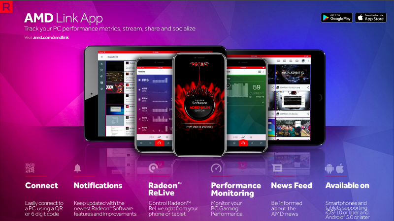 amd radeon adrenalin app amd radeon adrenalin  AMD 'Radeon Software Adrenalin Edition' Driver Update With In-Game Overlay, Companion Mobile App Released amd radeon adrenalin app amd 1513095709797