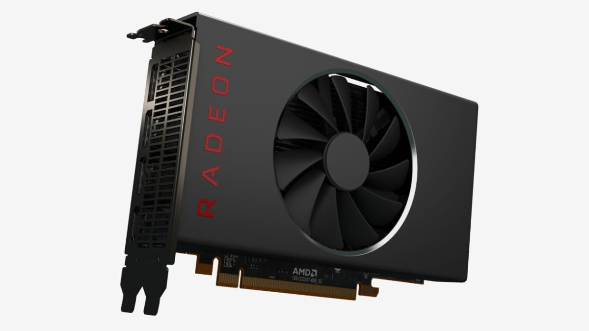 AMD Radeon RX 5500, Radeon RX 5500M 'Navi' GPUs for 1080p Gaming Desktops, Laptops Announced