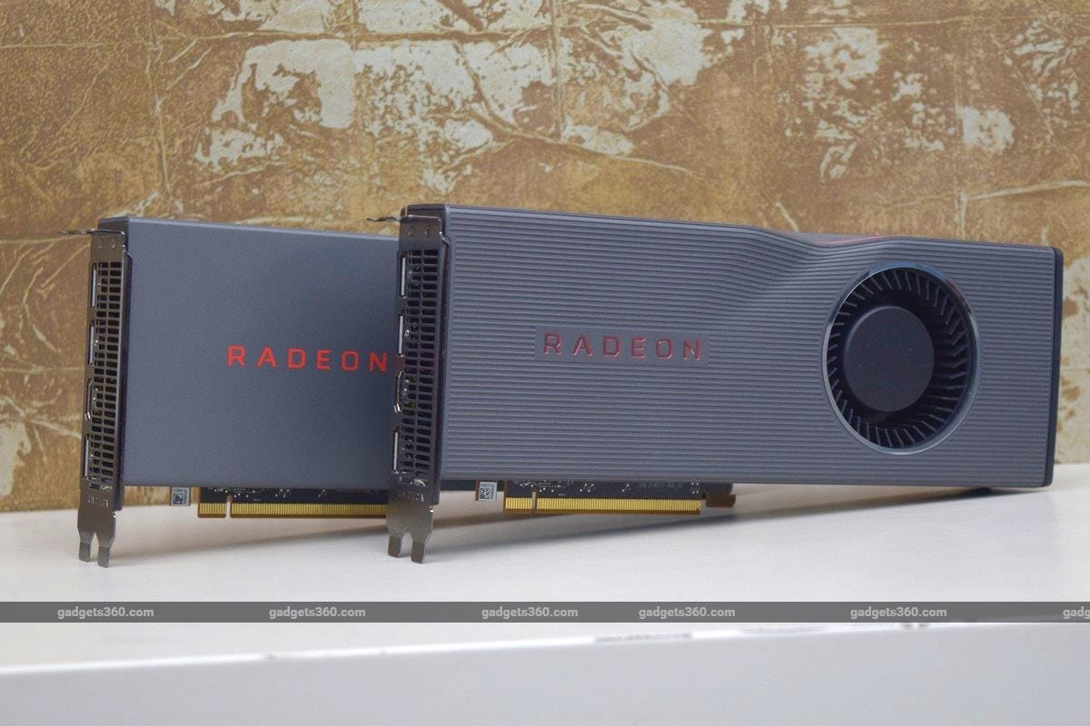 AMD Radeon RX 5700 XT and Radeon RX 5700 Review | NDTV