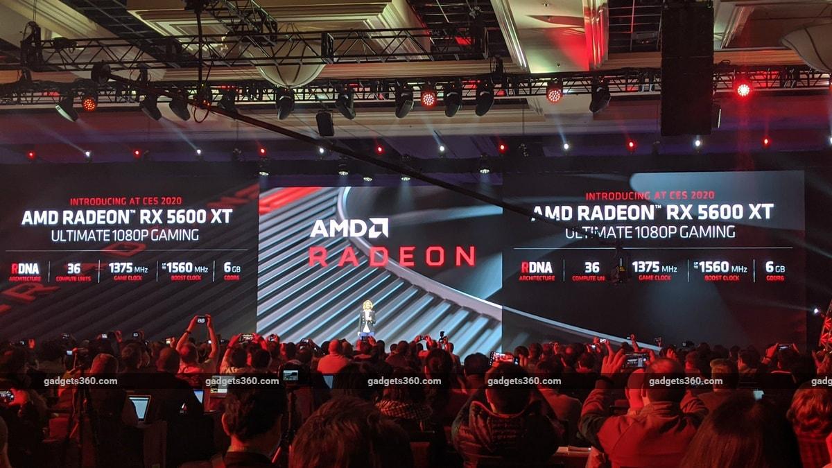 amd radeon rx 5600 xt gadgets 360 amd