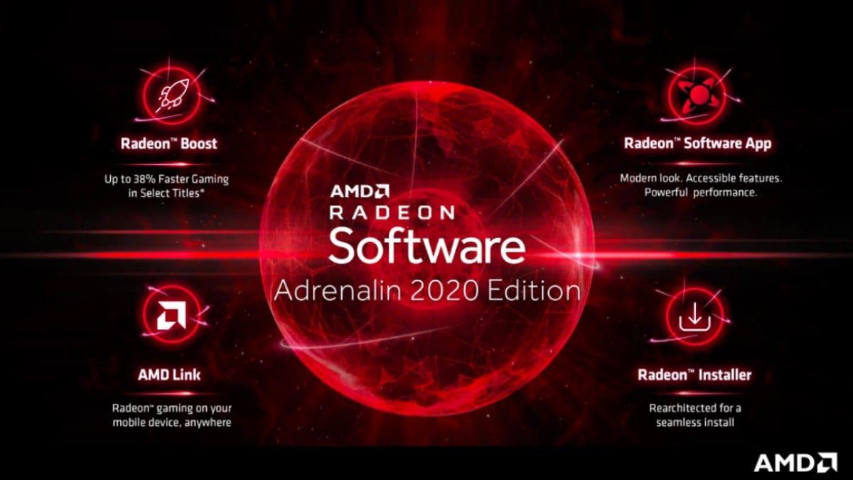 AMD Radeon Software Adrenalin 2020 Edition Brings Integer Scaling, New In-Game UI, AMD Link Remote App