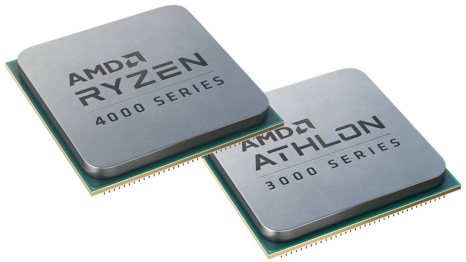 AMD Ryzen 4000G, Ryzen Pro 4000G, Athlon 3000G APUs Announced for Pre-Built Desktop PCs