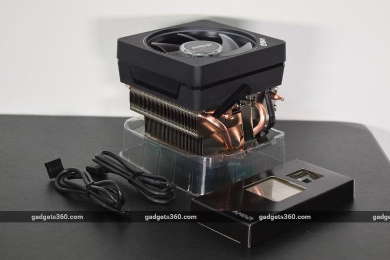 AMD Ryzen 7 2700X and Gigabyte Aorus X470 Gaming 7 Wifi
