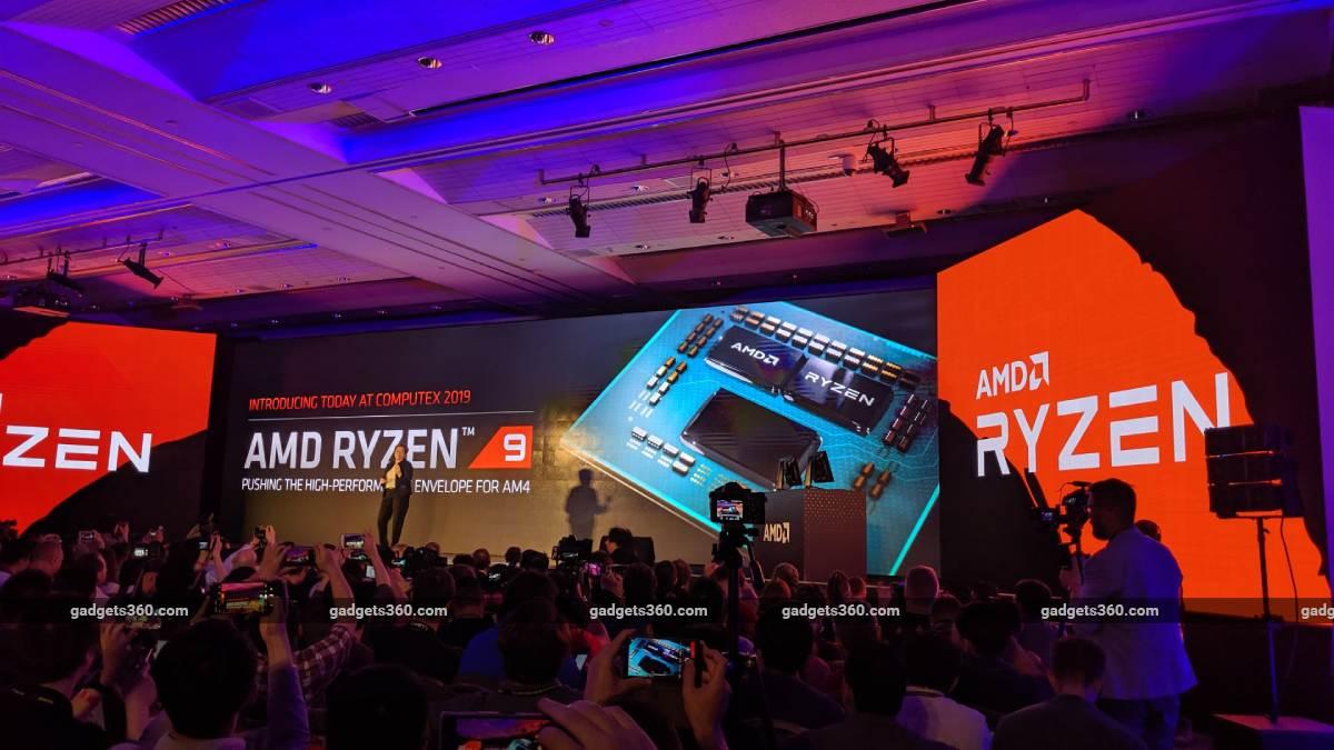 amd ryzen9 3900x computex2019 ndtv computex