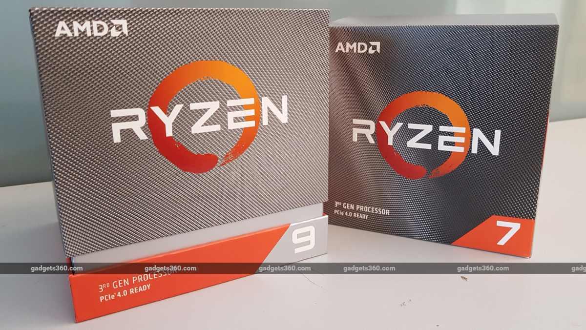 AMD Ryzen 3000 Series Prices in India Announced, 12-Core Ryzen 9 3900X Now on Sale