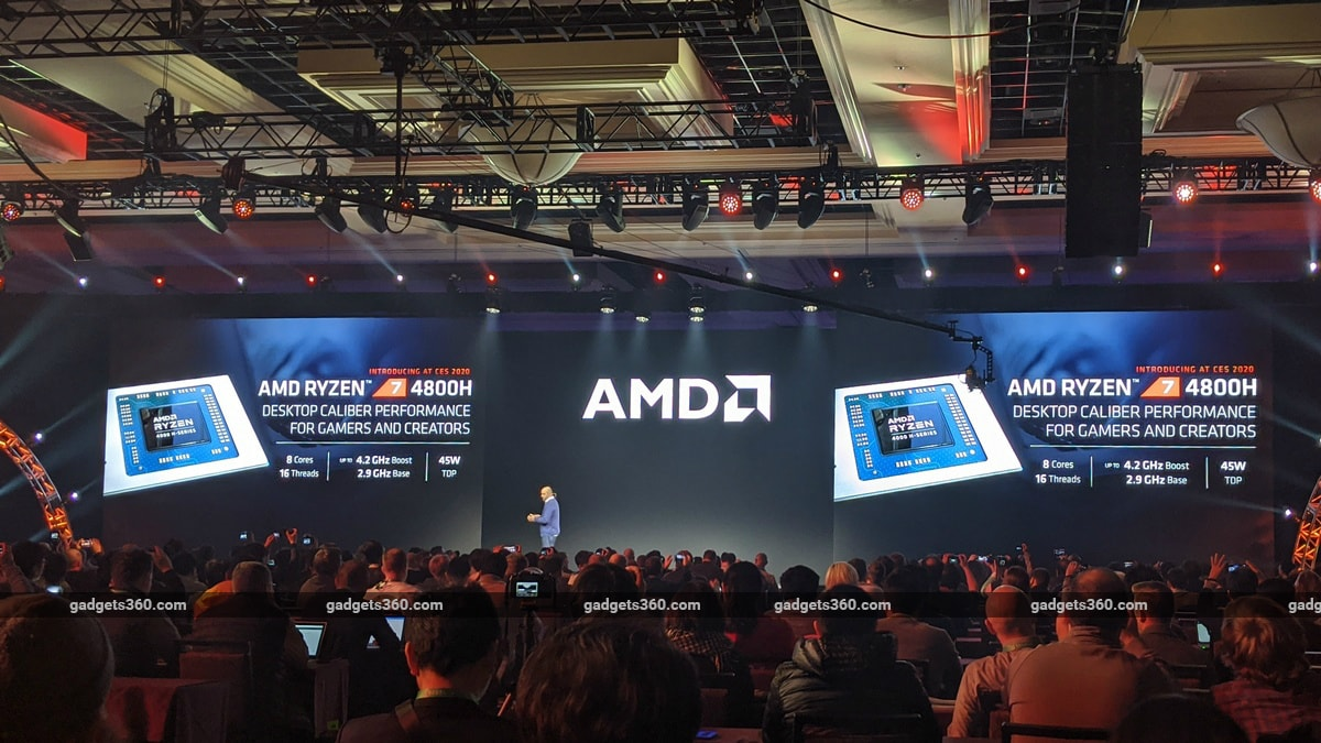 Amd At Ces 2020 Ryzen 4000 Series Mobile Cpus Radeon Rx 5600 Gpu Series 64 Core Threadripper 3990x Launched Technology News