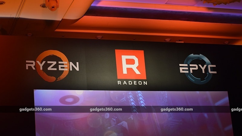 amd ryzen epyc radeon AMD